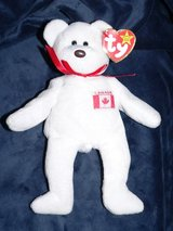 TY BEANIE BABIES MAPLE CANADA BEAR RETIRED HARD TO FIND STYLE 4600 in Okinawa, Japan