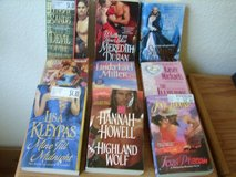 Reduced Romance Novels many in Vacaville, California