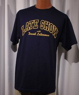 Late Night with David Letterman T Shirt Lg in Kingwood, Texas