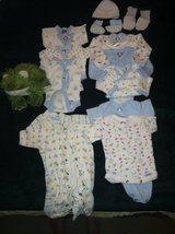 Baby Boy Preemie Layette & Clothes in Fort Lewis, Washington