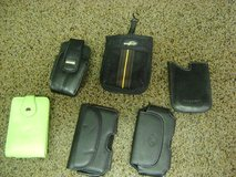 Miscellaneous Cases For An iPOD, Phones, Blackberrys, Camera, ETC. in Kingwood, Texas
