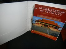 Globalization and Diversity Geography of a Changing World Book Textbook in Kingwood, Texas