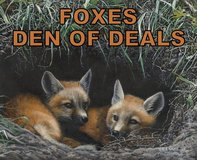 ***** FOXES - DEN OF DEALS ***** in Tacoma, Washington