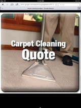 YOUR LIVING ROOM AND STAIRS CARPET STEAM CLEANING  ONLY $45.00.  !!!!!!!!!! in Vista, California