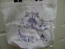"Great Tote From ""Colonial Williamsburg"" in Houston, Texas"