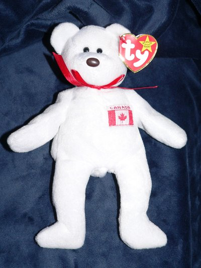 TY BEANIE BABIES MAPLE CANADA BEAR RETIRED HARD TO FIND STYLE 4600 in  Okinawa 3d8b377e595